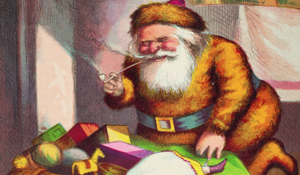 Yes, American Christmas Has Always Caused Financial Stress